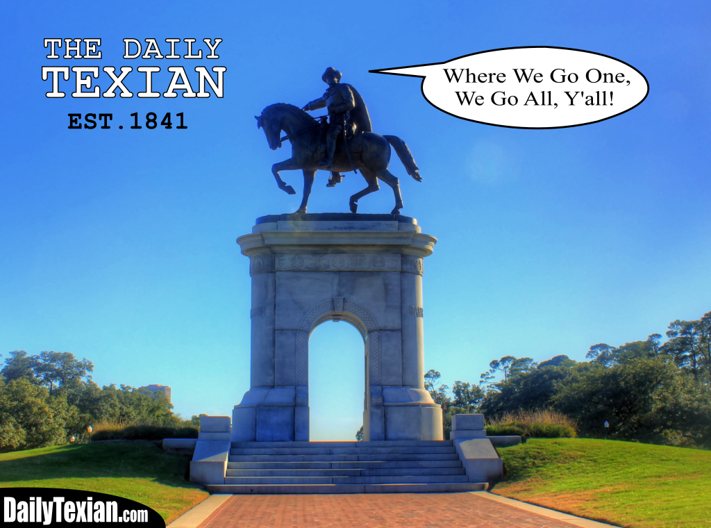 Prospectus of The Daily Texian