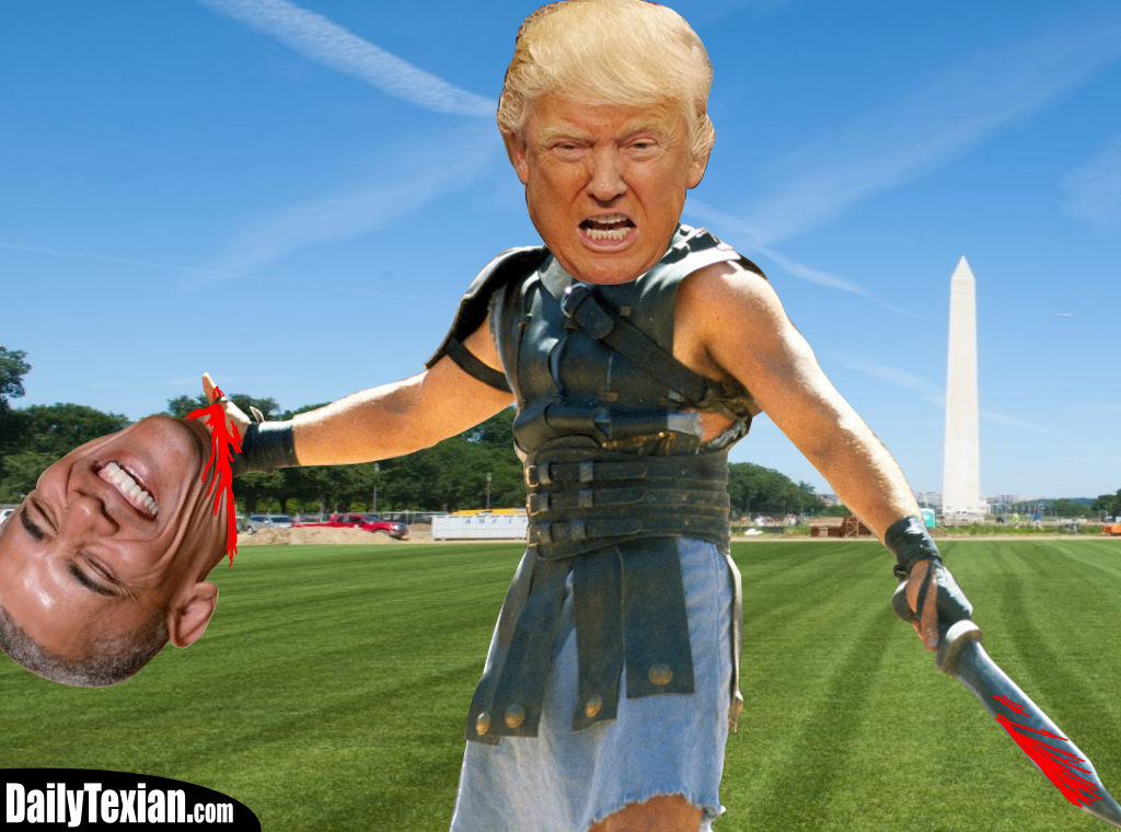 God Emperor VS. Skræling King