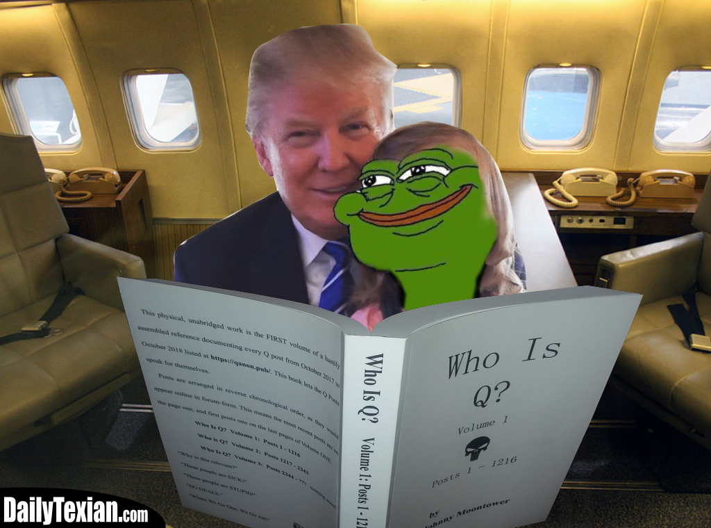 Prayers For POTUS & Q Team