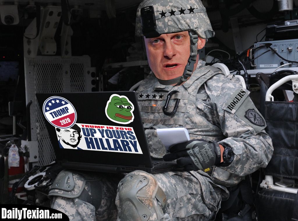 Cyber Command Doxxes The Cabal